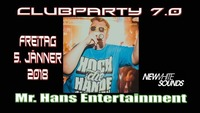 CLUBPARTy 7.0 - Disco Party mit Hans Entertainment@Disco Apollon