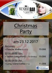 Christmas Party@Wunderbar Steyr