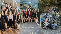 Business Class - Mit Stil zum Ziel | Tourismusschulen Bludenz@Messe Dornbirn