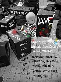 Fania Live NewYear´s Jam/ Die Freedes & Levee Break/Tournee Wien@Fania Live