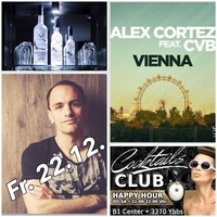 Funky Friday with Dj Alex Cortez@Cocktails