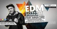 EDM Clubnight mit Manuel Ramirez@oceans House Club