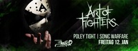 Baby'O pres.: Art of Fighters@Baby'O