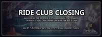 Ride Club Closing@Ride Club