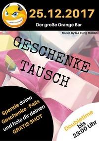 Der große Orange Bar Geschenketausch@Orange Bar