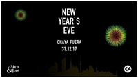 Med & Law - New Year's Eve - Chaya Fuera@Chaya Fuera