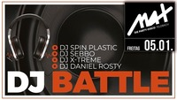 Themenfreitag ▲▼ DJ Battle ▲▼@MAX Disco