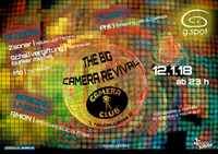 G.SPOT - THE BIG CAMERA REVIVAL@Camera Club