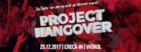 Project vs. Hangover