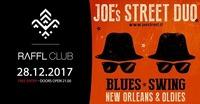 Raffl's Keller Live Show: Joe's Street Duo@Raffl Club