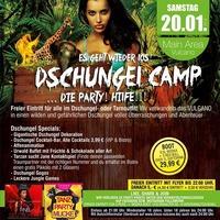 Dschungel CAMP DIE Party!@Vulcano