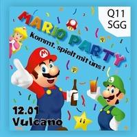 MARIO PARTY Q11 SGG@Vulcano