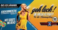 GEH LECK! Die 1€ Party Berufsschulabschluss Edition@Excalibur