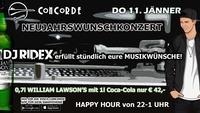 Neujahrswunschkonzert@Discothek Concorde