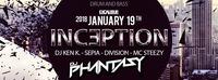 Inception by DJ Phantasy@Excalibur