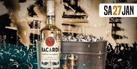 Bacardi Feeling@Ypsilon