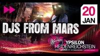 DJs from Mars Live@Ypsilon