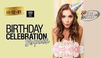 Birthday Celebration@Lusthouse