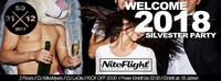 Welcome 2018 - Die Silvester Party@NiteFlight