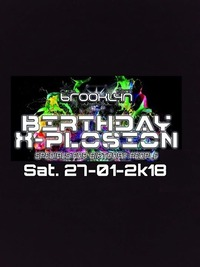 BIRTHDAY-XPLOSION VOL.2@Brooklyn