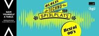 ⊛Techno am Spielplatz⊛ Best of the 90`s@Club Spielplatz