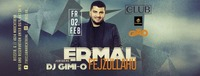 Ermal Fejzullahu LIVE on Stage @TheClub@Club Liberty