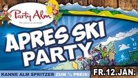 Apres Ski Party@Party Alm Hartberg