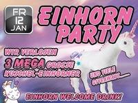 Einhorn Party@Mausefalle
