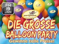 Die grosse Ballon Party@Partymaus Wörgl