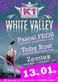 White Valley ∆ Ski & Sound@K1 CLUB