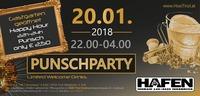 Punschparty @Queerattack@VAZ Hafen