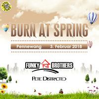 Burn at Spring '18@Gemeindehalle
