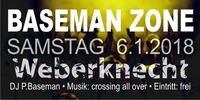 Baseman Zone@Weberknecht