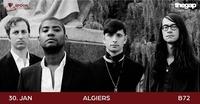 Algiers - Wien / B72@B72