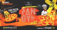 FANCY x Pizza x 13/01/18@Scotch Club