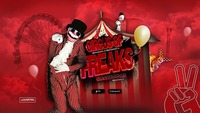 CIRCUS OF FREAKS | Entertainment Show & 5th Anniversary@G2 Club Diskothek