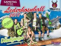 Maurer's Lederhosnball 2018: Die Draufgänger LIVE@Maurer´s