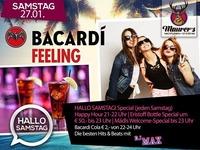 Bacardi Feeling@Maurer´s