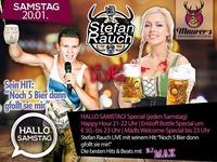Stefan Rauch LIVE: Noch 5 Bier donn gfollt sie mir@Maurer´s
