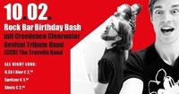 rock.BAR Birthday Bash →10.2→The Travelin Band (CCR)@rock.Bar