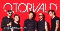 O.Torvald: 27.03 Wien, Fania Live@Fania Live
