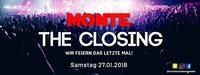 MONTE The Closing@Monte