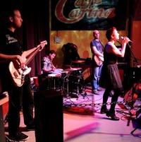 FLOW TO KLARIX LIVE @ CAFE CARINA@Café Carina