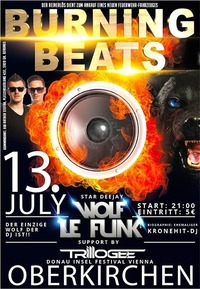 Burning BEATS 2018@Festhalle Oberkirchen