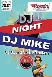 DJ Night - DJ Sound vom Feinsten@Rossini