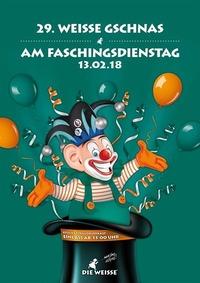 Das legendäre Weisse Gschnas am Faschingsdienstag@Sudwerk - Die Weisse