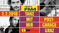 FM4 Tanzmitmir w/ Joyce Muniz & Wolfram@Postgarage