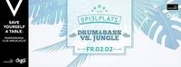 Drum&Bass vs. Jungle //Winter Edition@Club Spielplatz