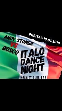 Italo Dance Night @ Infinity@Infinity Club Bar