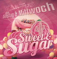 Sweet & Sugar@Kaktus Bar